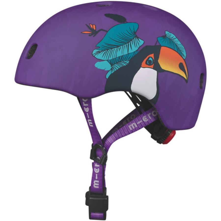 Micro helm Deluxe Toucan