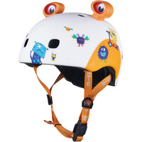 Micro helmet Deluxe 3D monsters