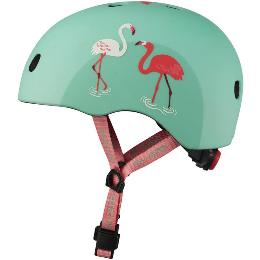 Micro helm Deluxe Flamingo