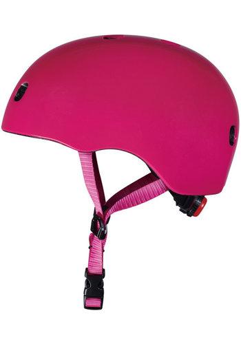 Micro helmet Deluxe Raspberry