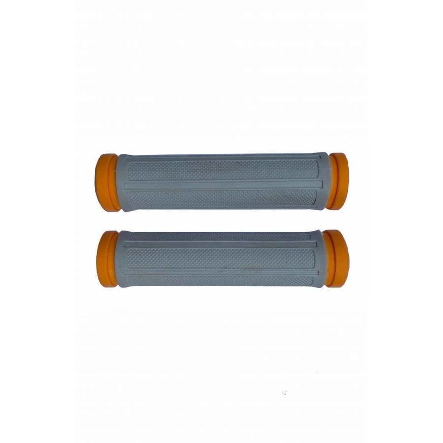 Grips MX Trixx grijs/geel (3261)