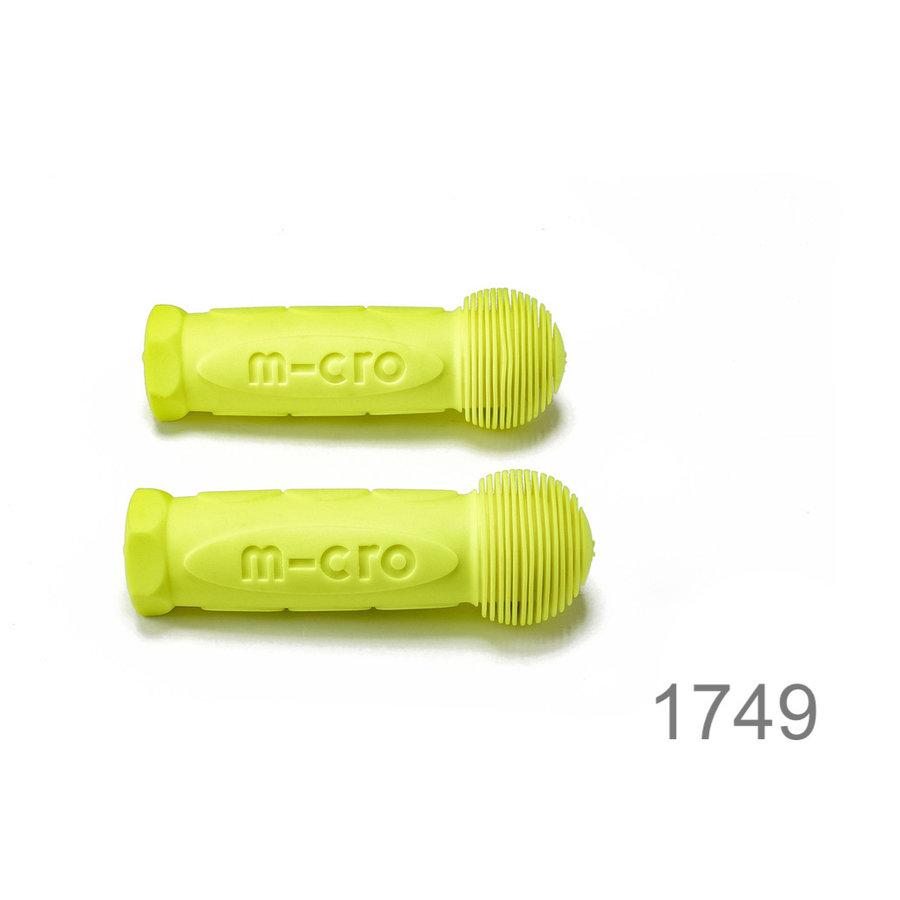 Micro rubberen handvatten