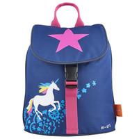Mini Micro step Deluxe turquoise/roze