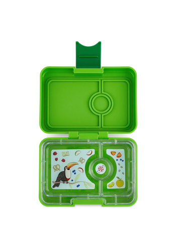 Yumbox MiniSnack 3-sections