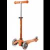 Mini Micro step Deluxe oranje Limited edition