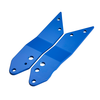 Voorvork bevestigingsplaten Cruiser blauw (6036)