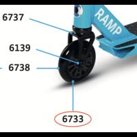 Micro MX 100mm metal core stuntwiel RAMP (6733)