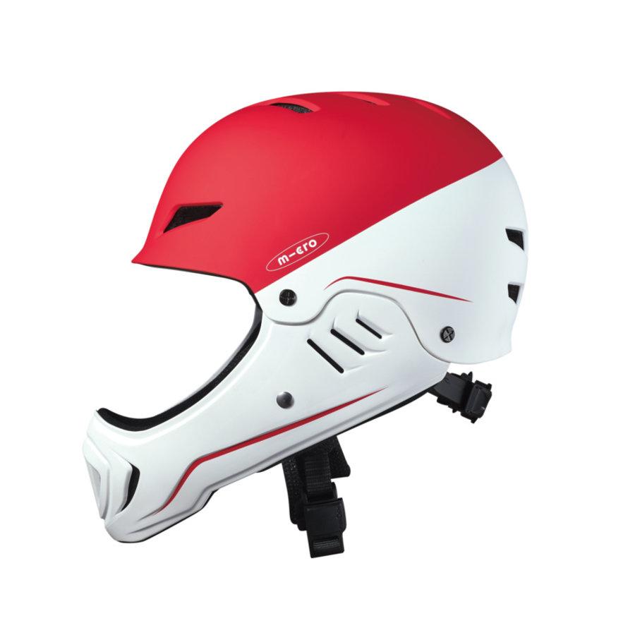 Micro Racing helmet red