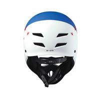 Micro Race helm blauw