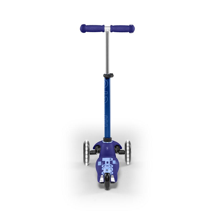 Mini Micro step Deluxe blauw LED