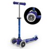 Mini Micro scooter Deluxe Blue LED