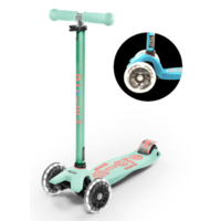 Maxi Micro scooter Deluxe Mint LED