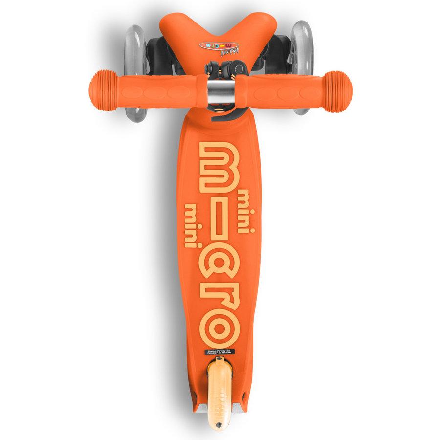Mini Micro scooter Deluxe Orange