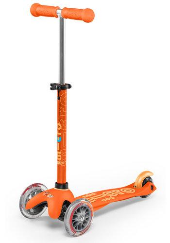Mini Micro step Deluxe oranje