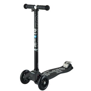 Maxi Micro scooter Deluxe Black/Grey