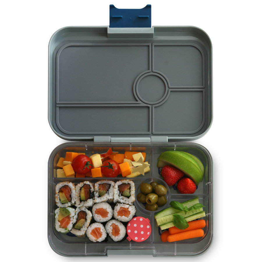 Yumbox Tapas XL lunch box with 5 sections