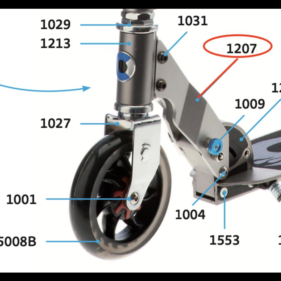 Holder plates Micro Speed (1207)