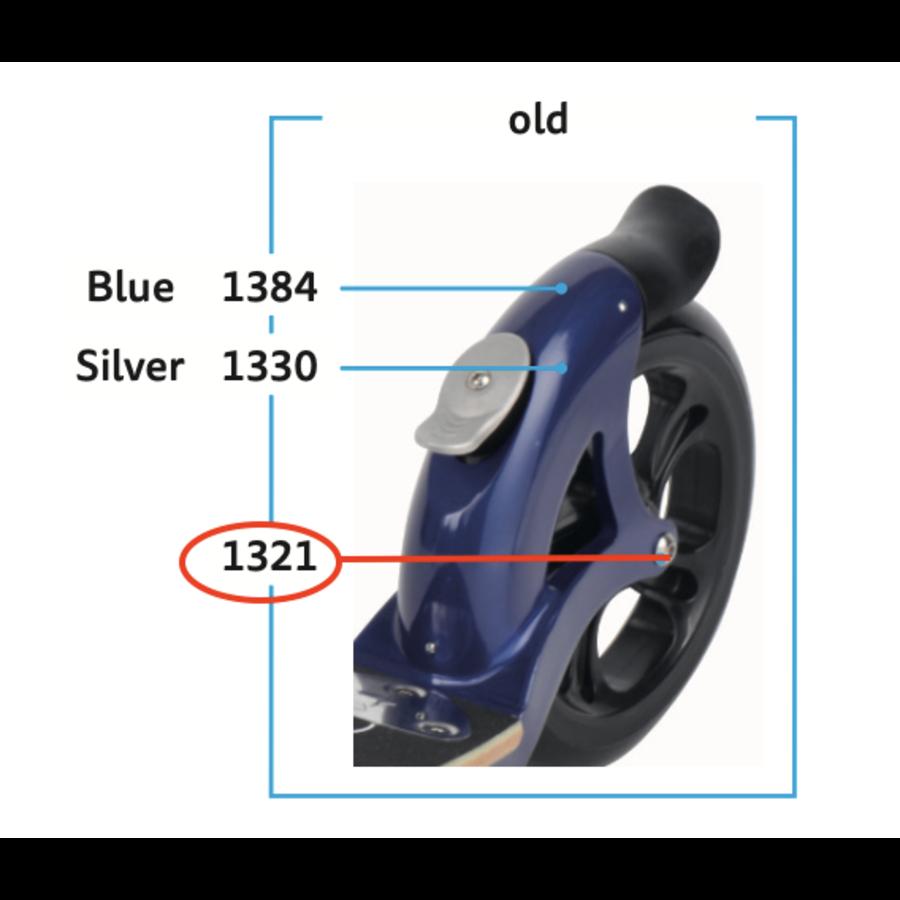 Bout interne schroefdraad 55 mm (1321)