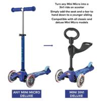 Mini Micro zitje en O-bar 1-3 jaar