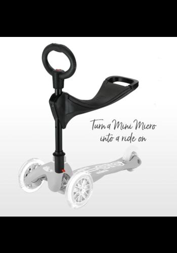 Mini Micro seat and O-bar 1-3 years