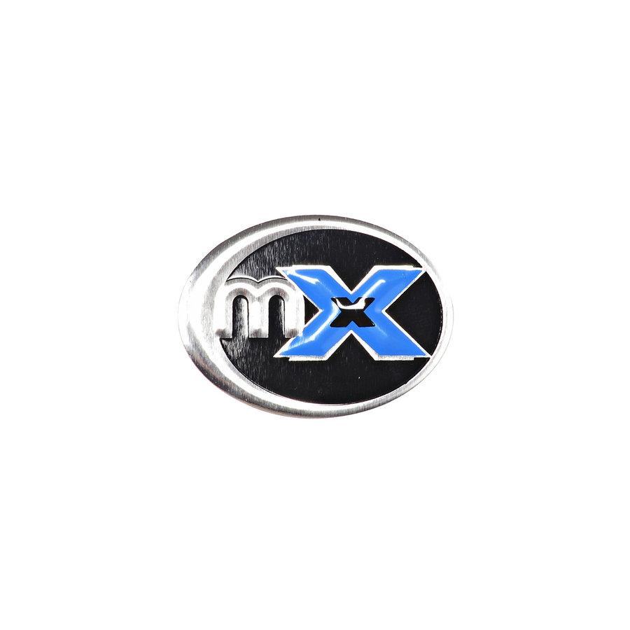 Sticker MX logo (1319)