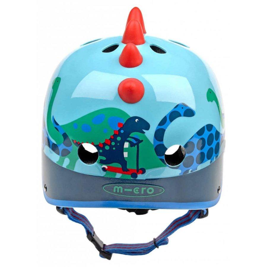 Micro helmet Classic 3D dino