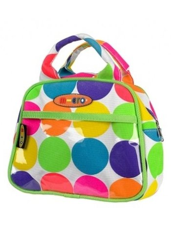 Mini Micro bag neon dots