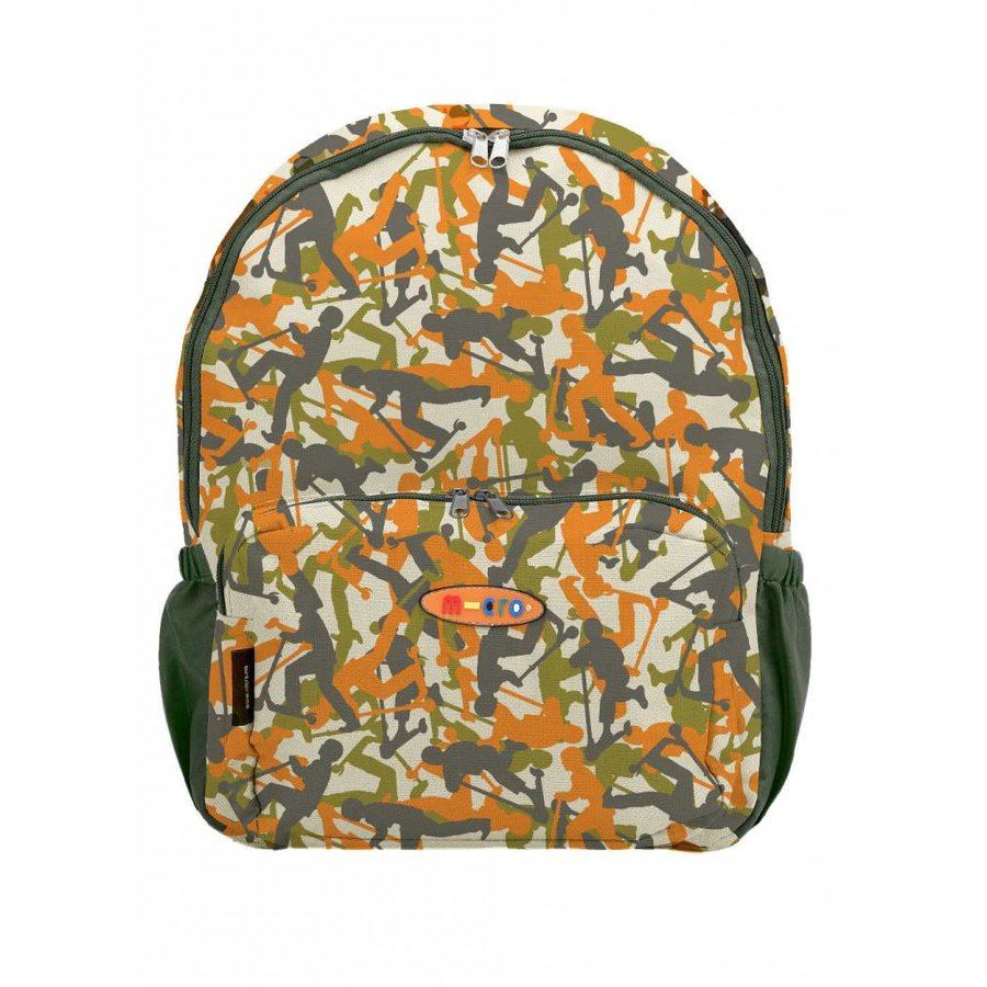 Maxi Micro backpack Camouflage