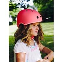 Micro helmet Classic matt Coral Pink