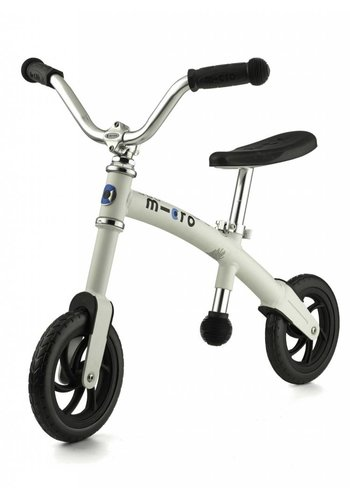 Micro Balance Bike Chopper Matt White
