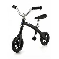 Micro Loopfiets G-bike+ Chopper mat zwart