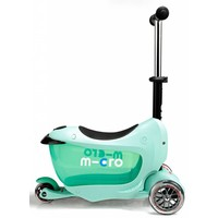 Micro Mini2go Deluxe Push mint