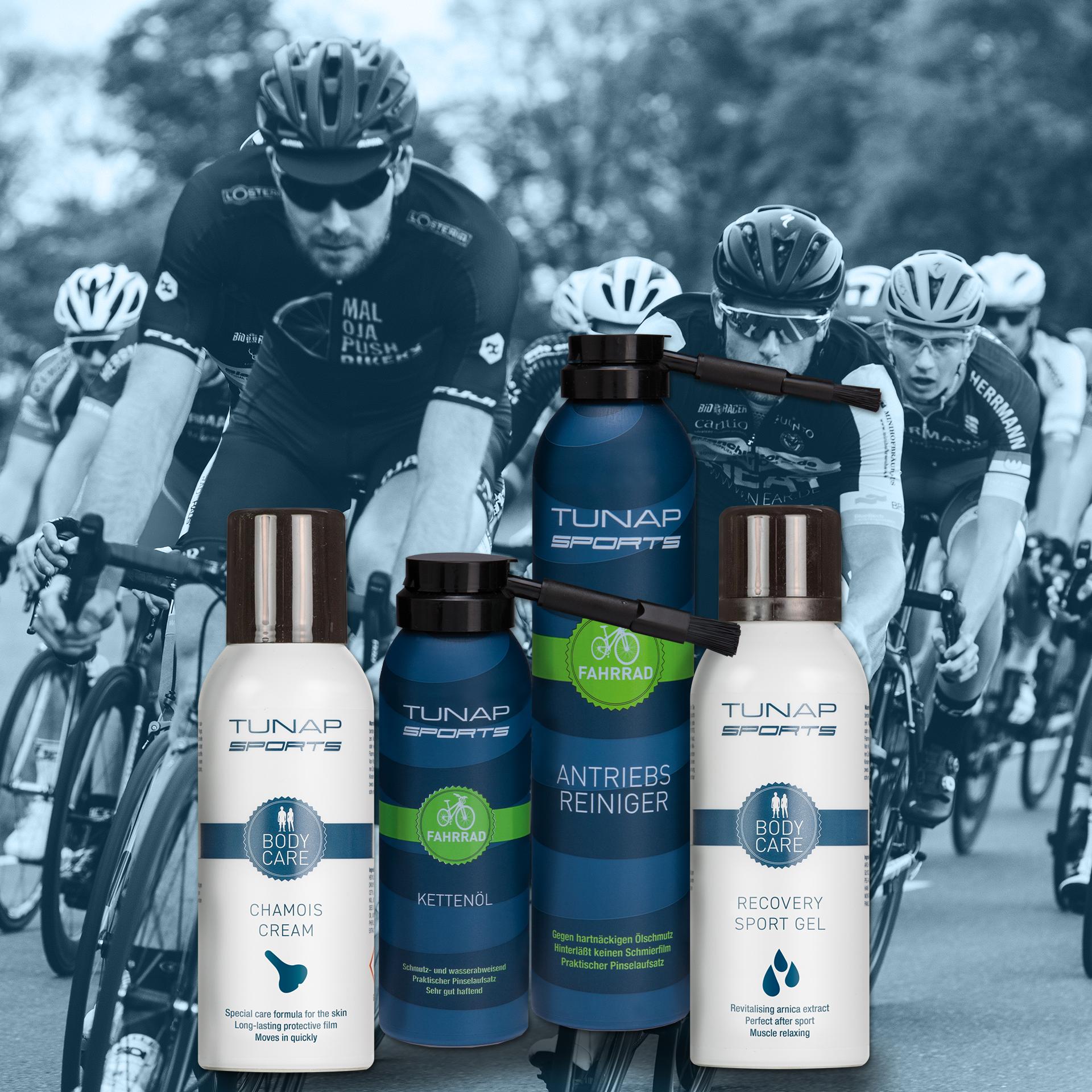 TUNAP Sports TUNAP Sports Bike & Body Gift Set - Copy - Copy - Copy