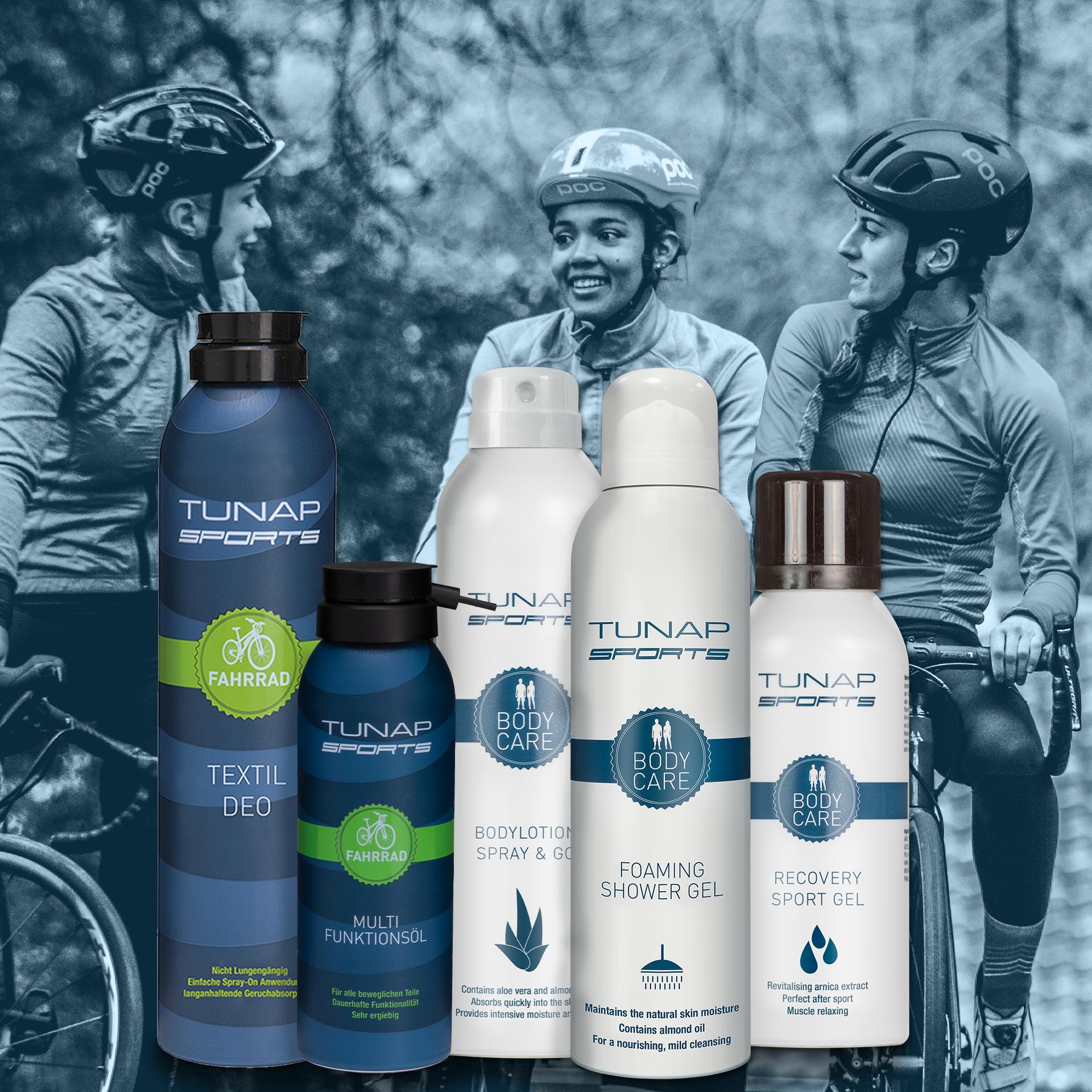 TUNAP Sports TUNAP Sports Bike & Body Gift Set - Copy - Copy - Copy - Copy - Copy