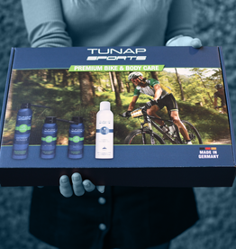 TUNAP Sports Bike & Body Care Gift Set