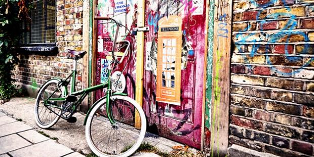 Custom Shopper Bike 2013