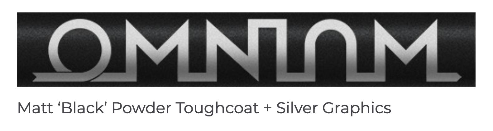 Black Powder-Coat Toughcoat