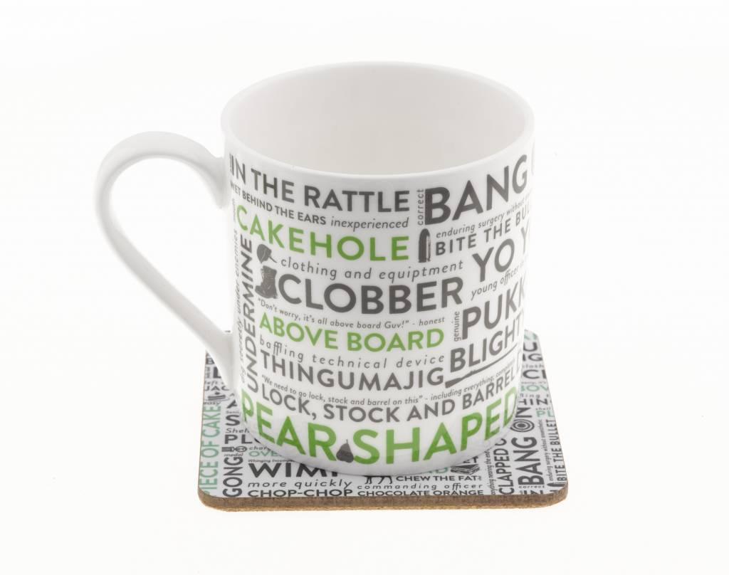 Army Slang Mug