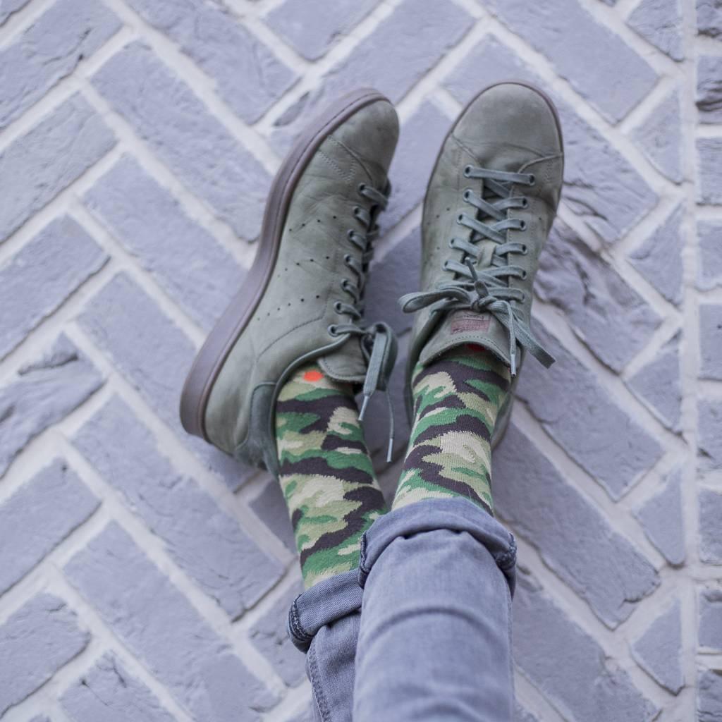 Mr D Camouflage Socks
