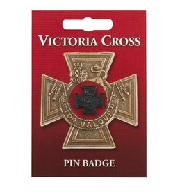 Victoria Cross Pin Badge