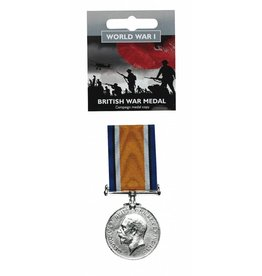 British War Medal Replica