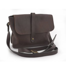 Henry Leather  Satchel