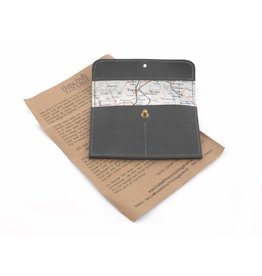 Home Front Vintage Leather Wallet & Card Holder