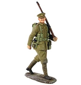 British Infantry with Full Kit