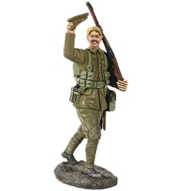 British Infantry Waving Cap