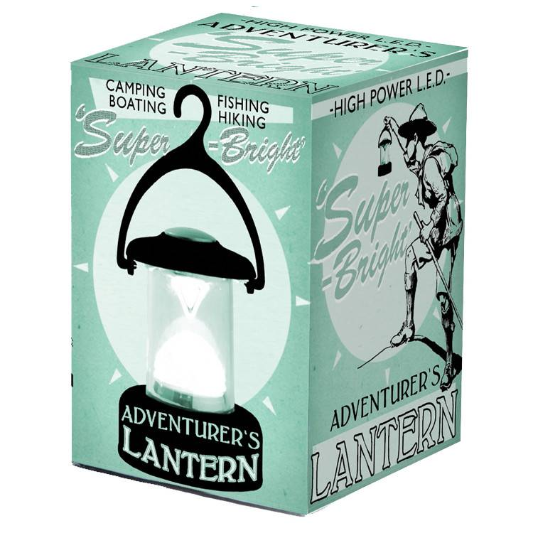 Junior Adventurers Lantern