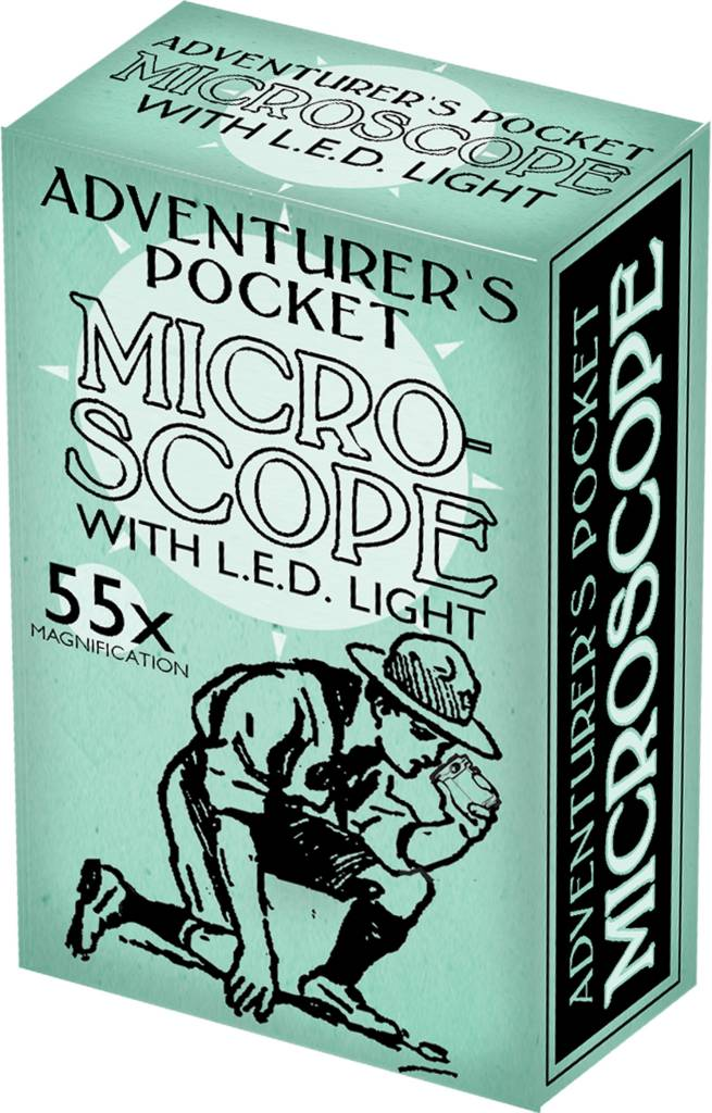 Junior Adventurers Pocket Microscope