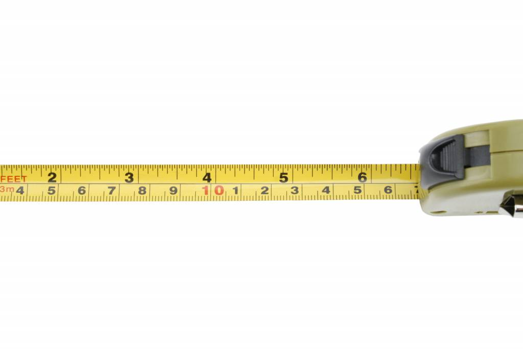 Measure Up Assorted Tape Measure