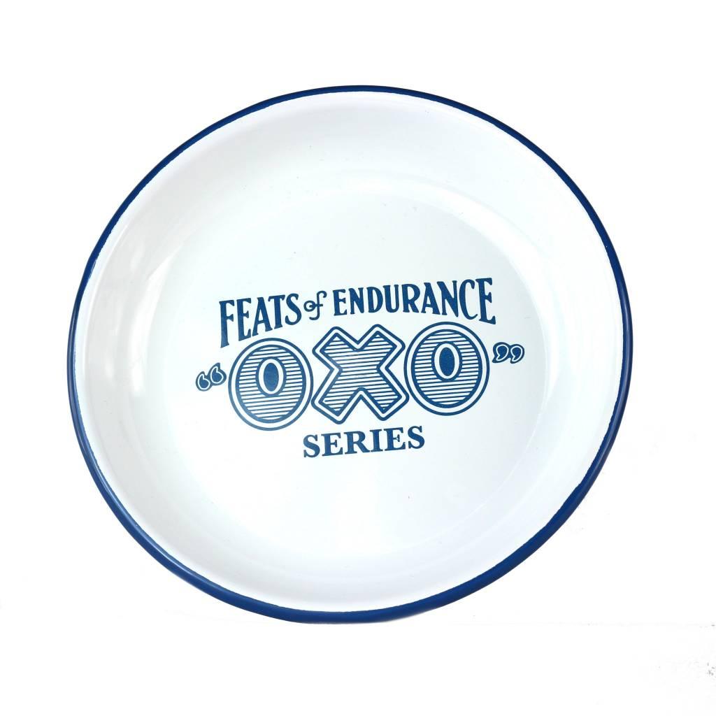 Feats of Endurance Oxo Enamel Bowl