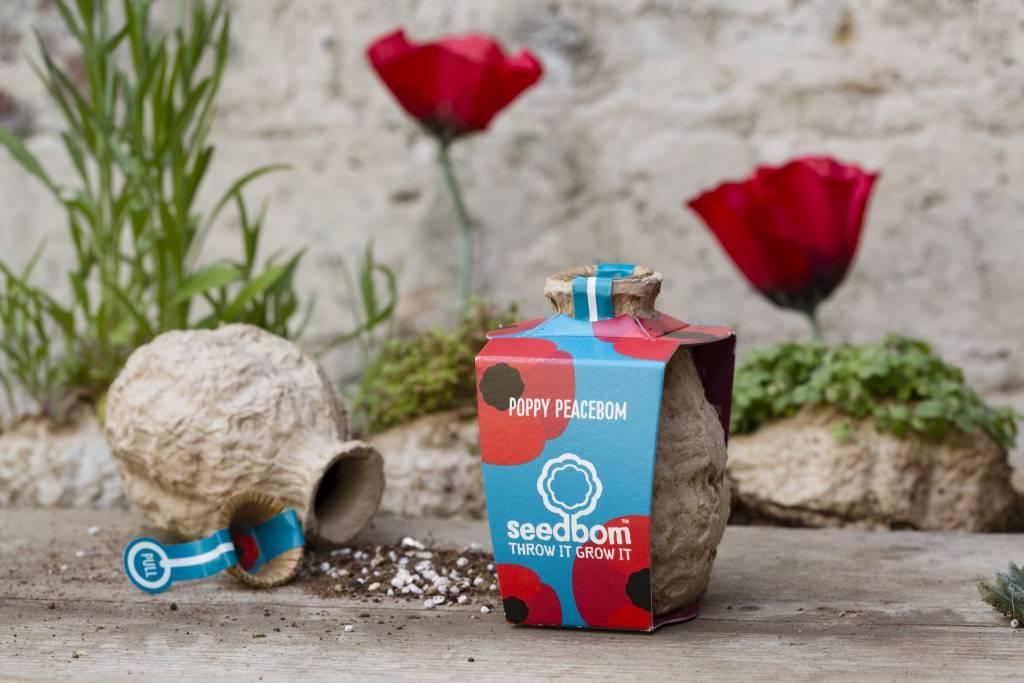 Kabloom Poppy Seedbom